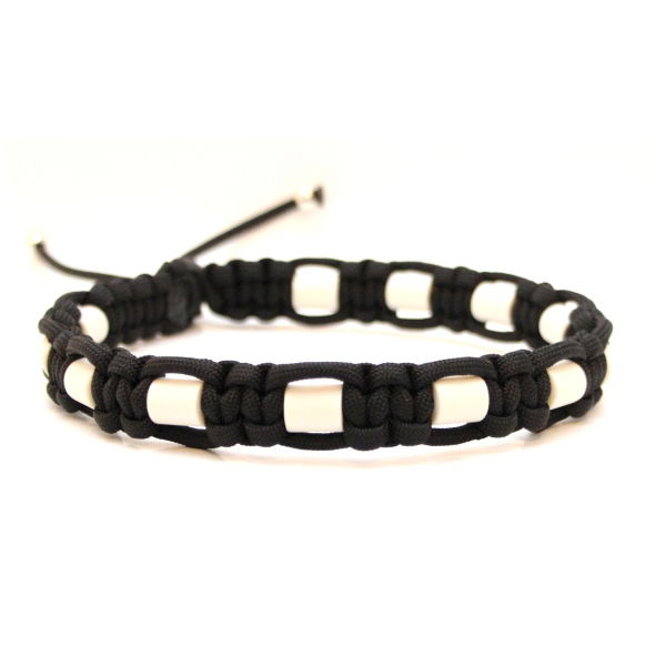 EM-Keramik Halsband Cobra - Schwarz