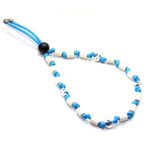 EM-Keramik Halsband Classic - Colonial Blue