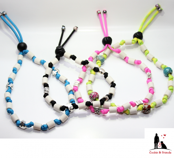 EM-Keramik Halsband Classic - Farbe nach Wahl
