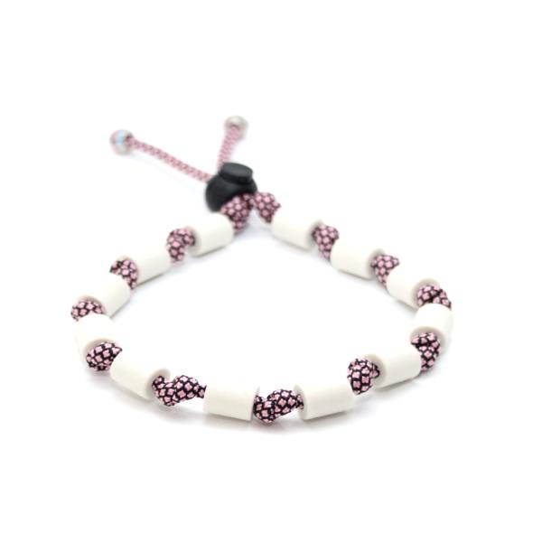 EM-Keramik Halsband Classic - Rose Pink Diamonds