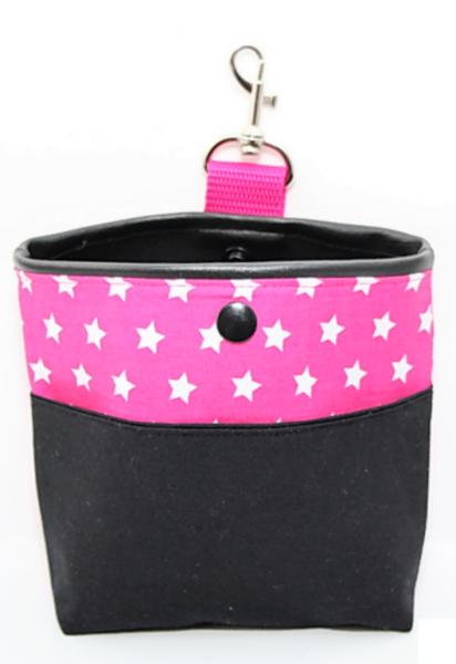 Bag & Snack Pink Stars