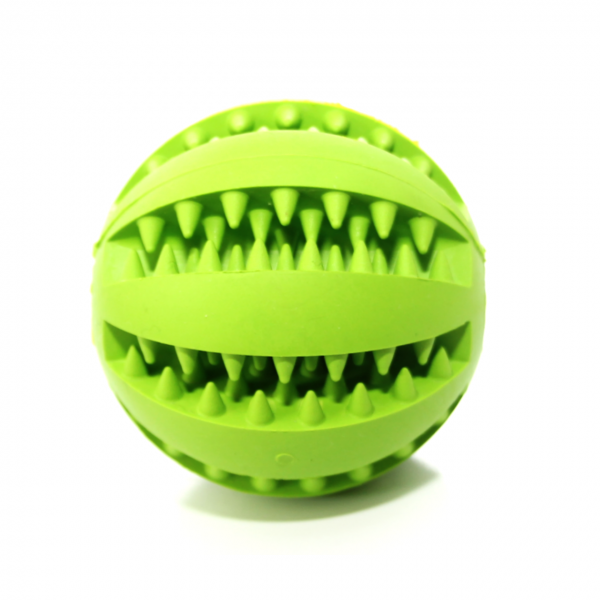 Zahnpflegeball - Grün