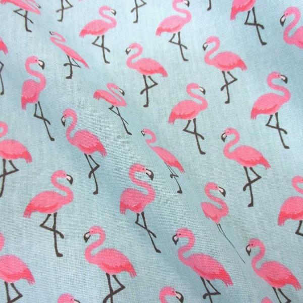 Kotbeutelspender Flamingo