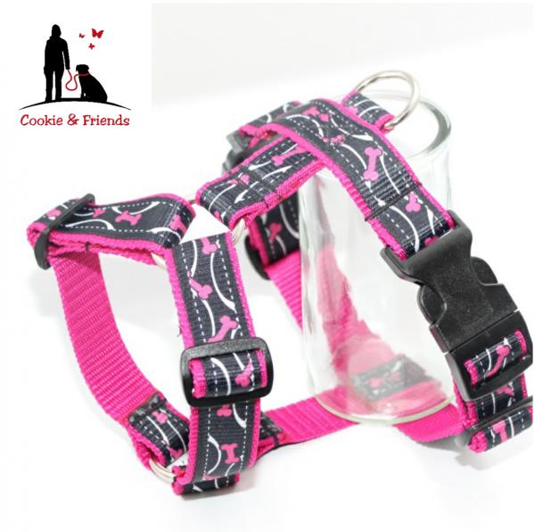 Geschirr - Pink Bones