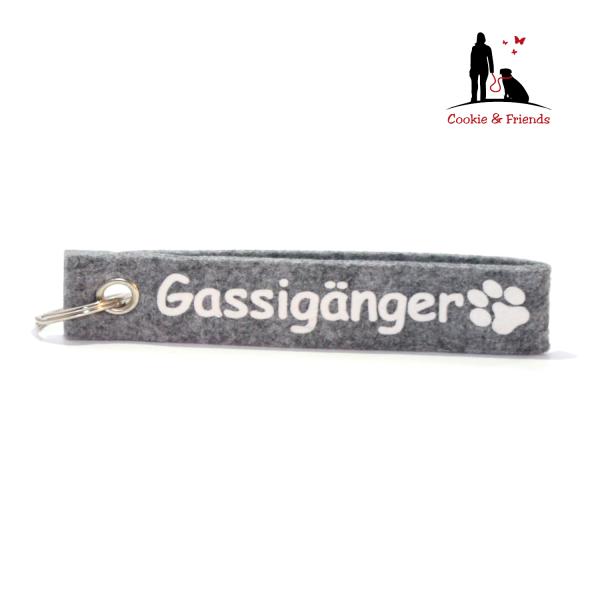 Gassigänger - Grau